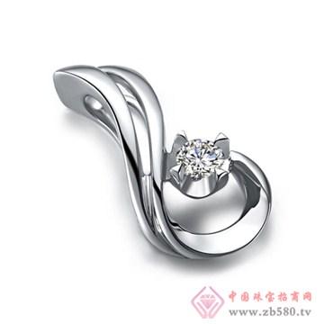 爱度钻石-吊坠【缘分天空】