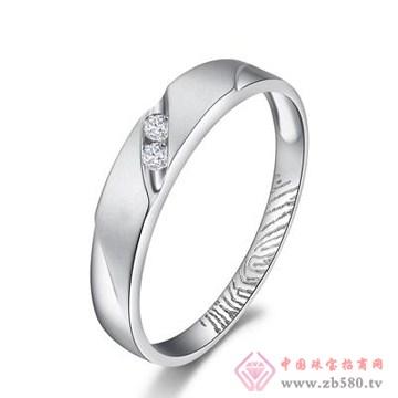 爱度钻石-指纹戒指【非凡指纹戒】