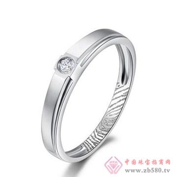爱度钻石-指纹戒指【俊逸】