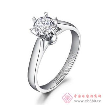 爱度钻石-指纹戒指【印·相识】