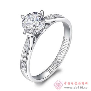爱度钻石-指纹戒指【刻·誓言】
