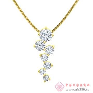 金银猫CSMALL-项链【梦露泡影】