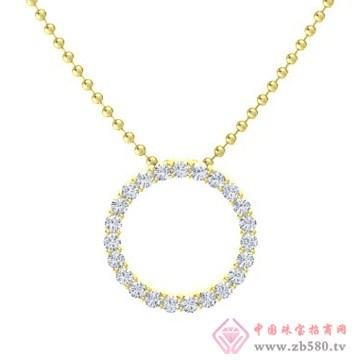 金银猫CSMALL-项链【群星织锦】