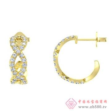 金银猫CSMALL-耳饰【乐曲摇曳】