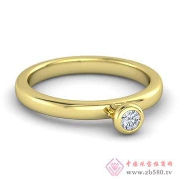 金银猫CSMALL-戒指【简约素石】
