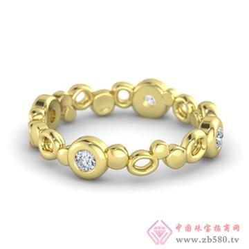 金银猫CSMALL-戒指【溢彩连枷】