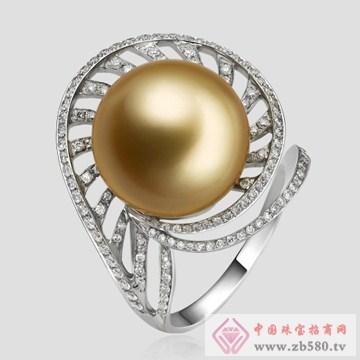 德福莱首饰-珍珠戒指01