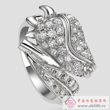 德福莱首饰-铂金戒指02