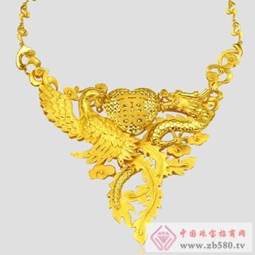 德福莱首饰-黄金项链