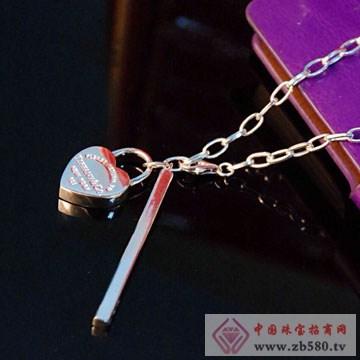 利和利贞-S925纯银项链