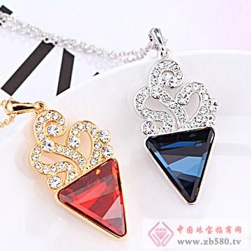 意高-水晶耳饰02