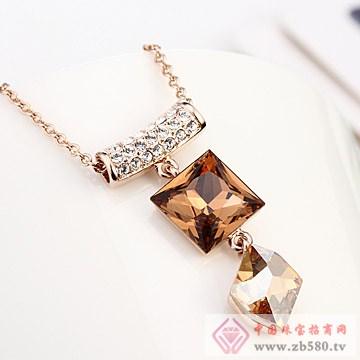 意高-水晶项链07