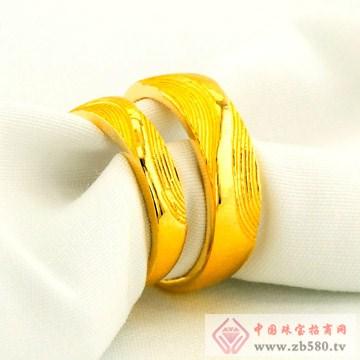 广东黄金-黄金对戒【让爱永恒】