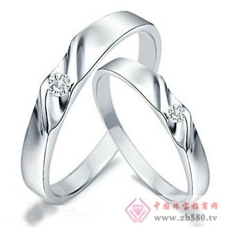 绿碧玺戒指-101珠宝
