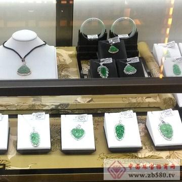 珠宝展示道具6