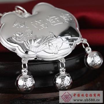 中国黄金·珍尚银S990银锁包01