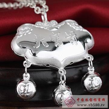 中国黄金·珍尚银S990银锁包02