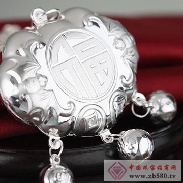 中国黄金·珍尚银S990银锁包03