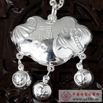 中国黄金·珍尚银S990银锁包05