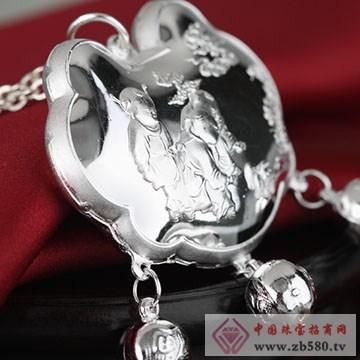 中国黄金·珍尚银S990银锁包06