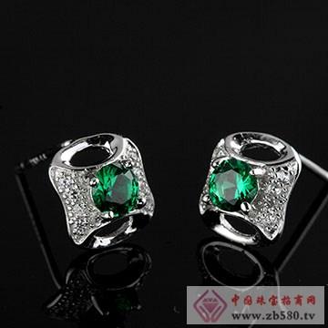 中国黄金·珍尚银S925纯银耳饰03