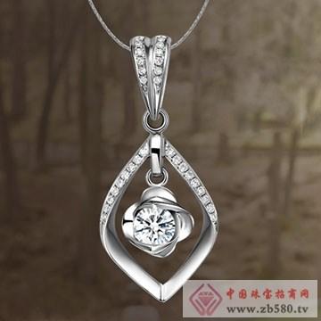 为爱珠宝-钻石吊坠