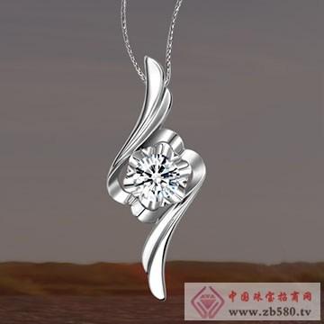 为爱珠宝-钻石项链