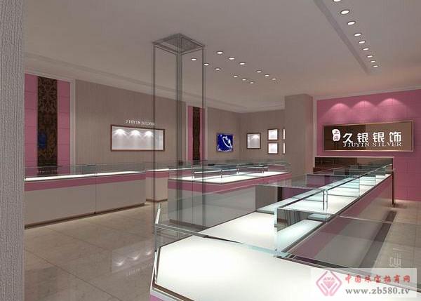 久银银饰-加盟店面展示03