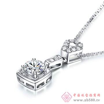 恩卓拉-钻石吊坠03