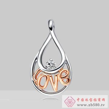 金格丽-钻石吊坠01
