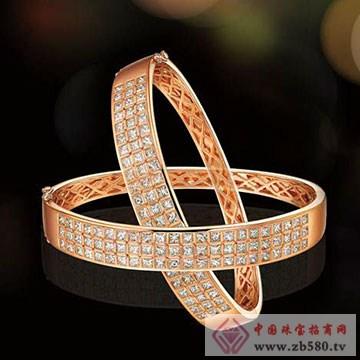 金格丽-钻石手镯
