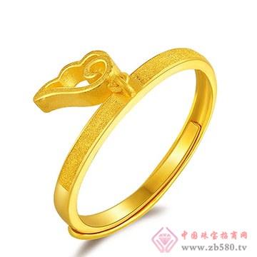 中国黄金·珍如金-千足金幸福羽翼