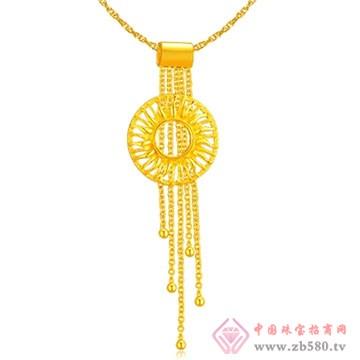 中国黄金·珍如金-睿动定价千足金