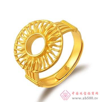 中国黄金·珍如金-睿动千足金活圈