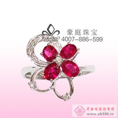 【豪庭珍品】美轮美奂的红宝石首饰