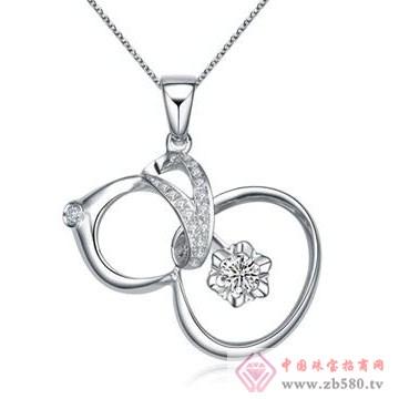 欧宝丽-钻石吊坠01