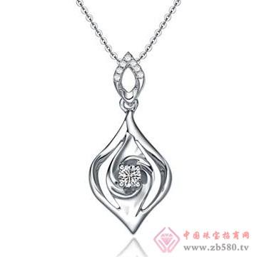 欧宝丽-钻石吊坠02