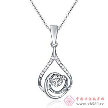 欧宝丽-钻石吊坠04