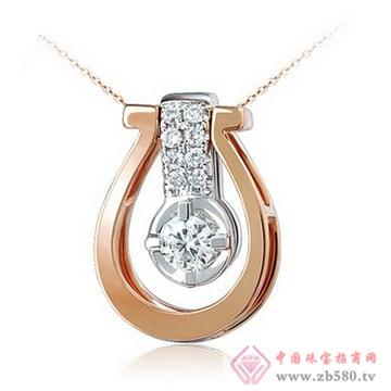 美地亚-钻石吊坠01