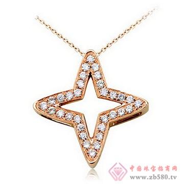 美地亚-钻石吊坠05