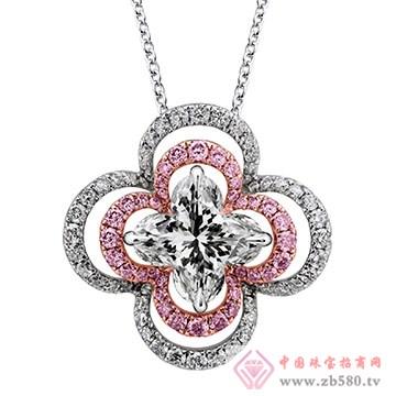 ER永富钻石-钻石套链10