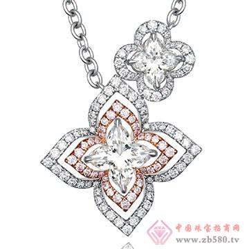 ER永富钻石-钻石套链01