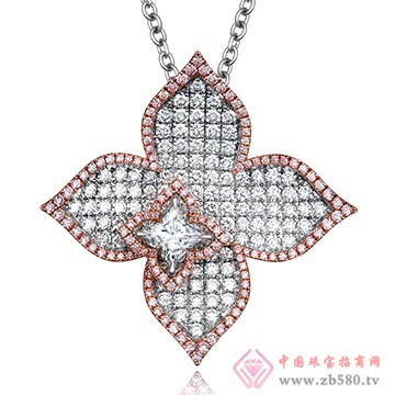 ER永富钻石-钻石套链02