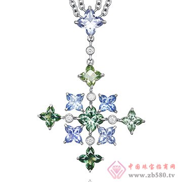 ER永富钻石-钻石套链03