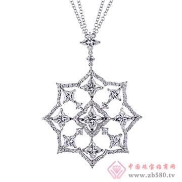 ER永富钻石-钻石套链07