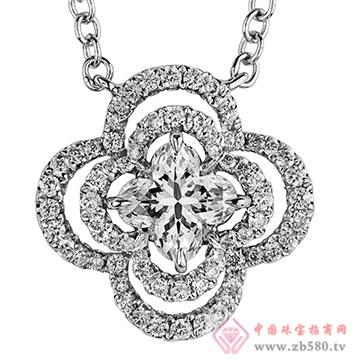 ER永富钻石-钻石套链08
