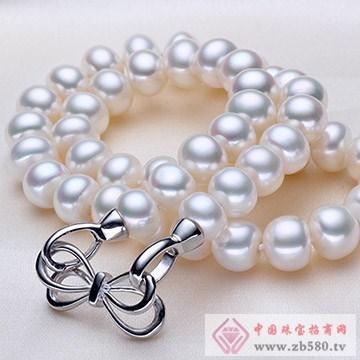 超大奢华珍珠项链