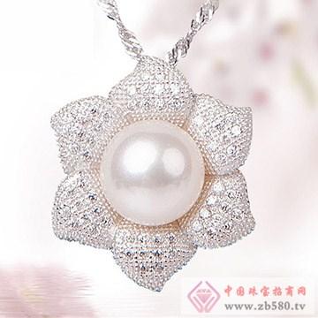 吊坠天然珍珠
