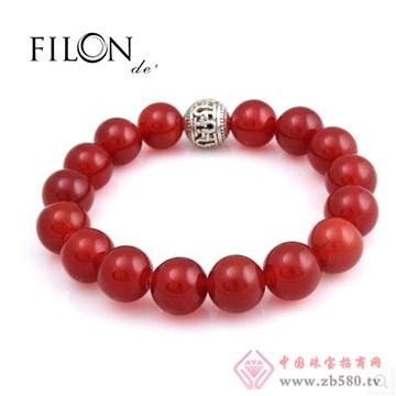 FILON-DE-天然�t色��瑙手∴串手�-10