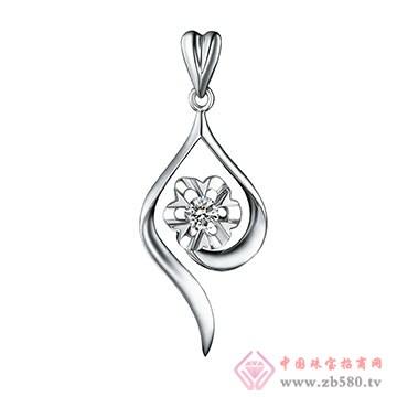 周萊福-钻石吊坠01
